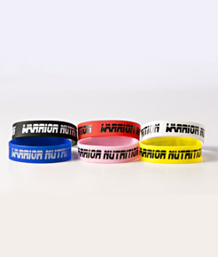 Warrior Nutrition Wristband