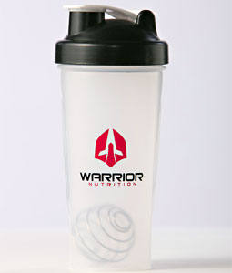 Warrior Nutrition Shaker